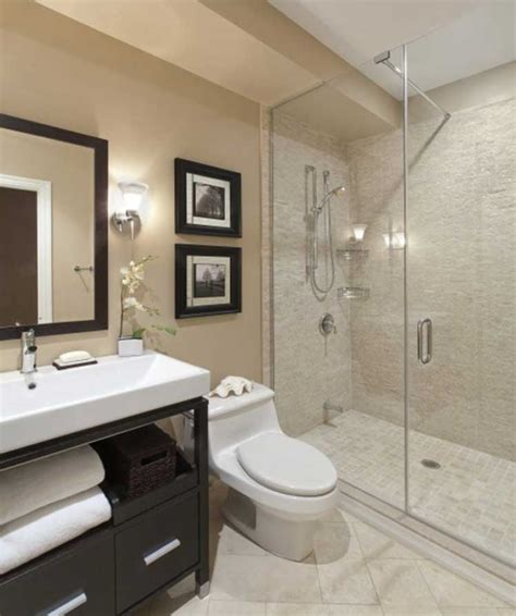 small bathroom remodel ideas with clever design to create a space saving sanctuary home