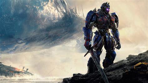 wallpaper keren transformers wallpaper optimus prime transformers the last knight 4k