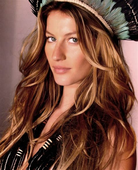 Is Gisele Bundchen by Model Gisele Bundchen Pics 171