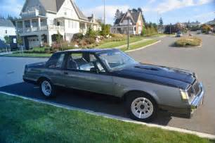 1979 buick grand national 1986 buick regal grand national t type lgmsports