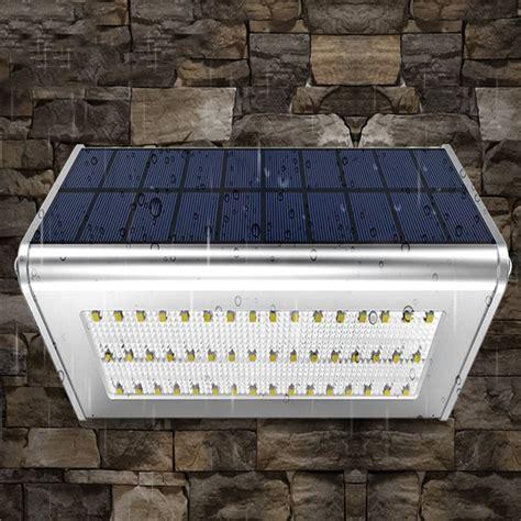 1000 lumen solar security light 56 led 1000 lumens rader solar sensor light waterproof