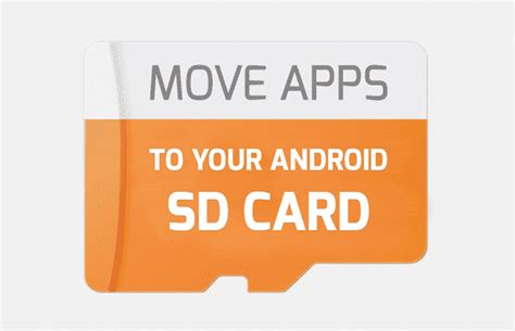 how to make apps go to sd card how to move apps to an sd card on android