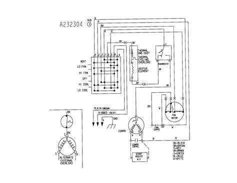 ac wiring diagram blower motor window wiring diagram