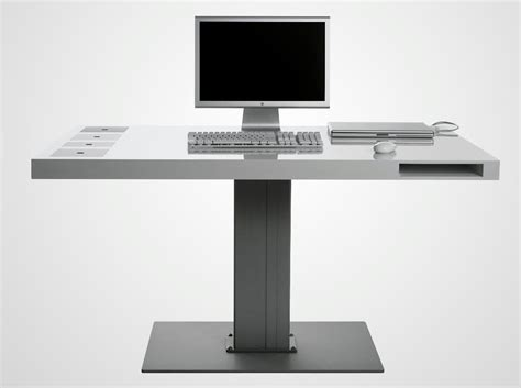 Modern Workstation Desk 11 Modern Minimalist Computer Desks
