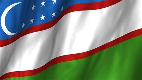 flag of uzbekistan stock image image of symbol places image gallery uzbek flag