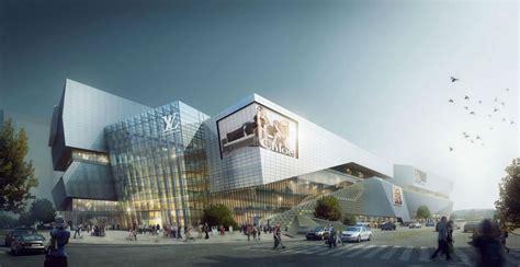 Famous Architects urban living plaza in yiwu aedas arch2o com