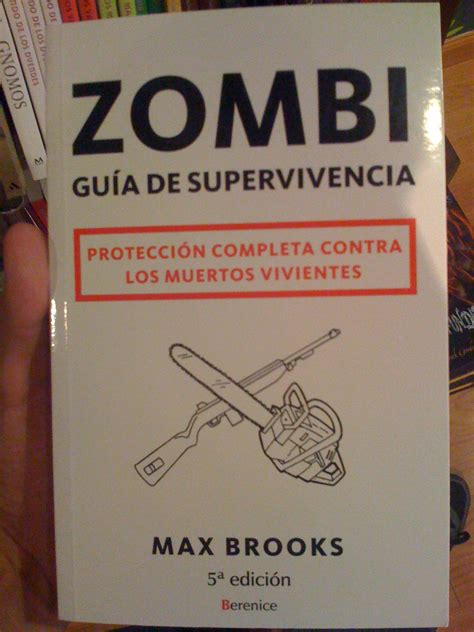 zombi gua de supervivencia 8490627606 zombi gu 237 a de supervivencia