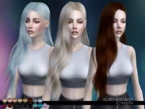 sims 4 hair the sims resource sims 4 hairs the sims resource heartburn hair by