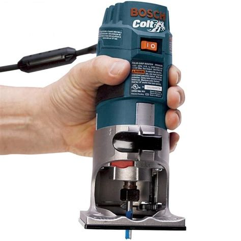 Router Bosch Bosch Pr20evsk Colt Vs Palm Router Kit Rockler Woodworking And Hardware