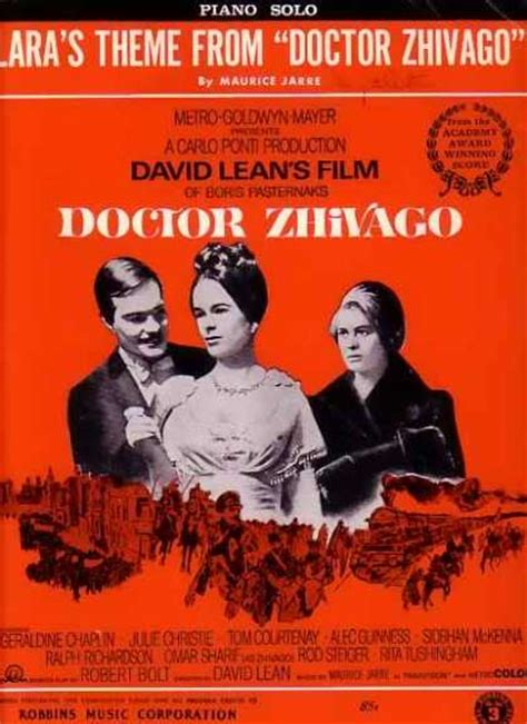 theme song dr zhivago vintage movies theater and entertainment ads of the 1960s