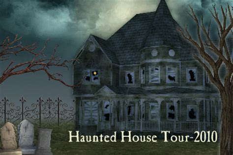 Haunted House Tours by Haunted House Tour The Front Door Maurissa Guibord