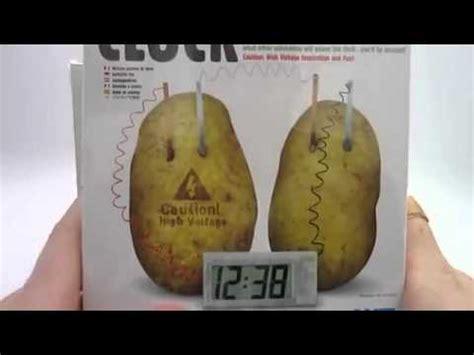 4m Enviro Battery 4m enviro battery and potato clock 199 evreci pil ve patates