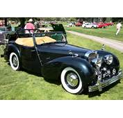 1947 Triumph 1800 Roadster Img 52  It's Your Auto World New Cars