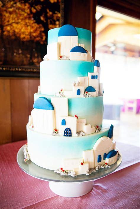 amazing greek themed cake janae shields photography cakes   greek cake island