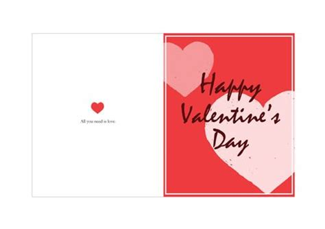 free valentines day cards printables free printable