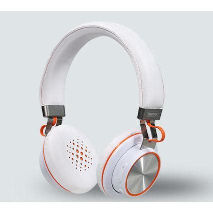 Bluetooth Headset Remax 195hb High Sound Quality headset bluetooth remax rb 195hb white eol