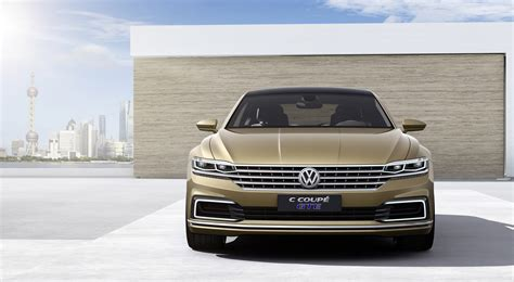 volkswagen phaeton for sale next gen volkswagen phaeton s design previewed by c coupe