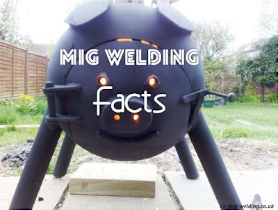 24 important facts about mig welding welder