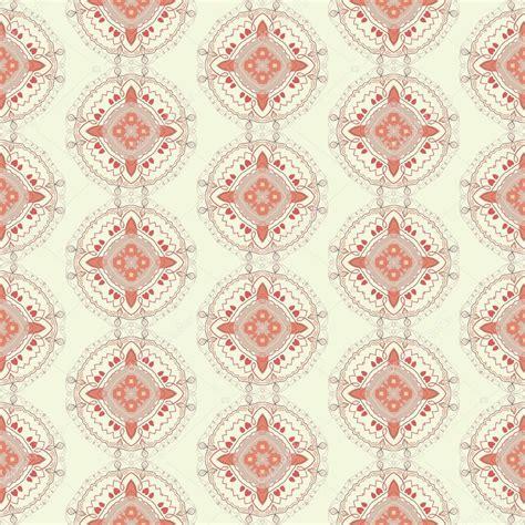 pattern seamless vintage ornamental vintage seamless pattern stock vector