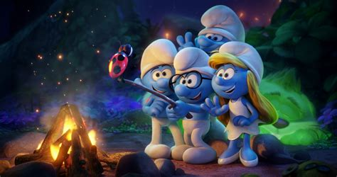cartoon film wallpapers smurfs the lost village 2017 movie hd hd movies 4k