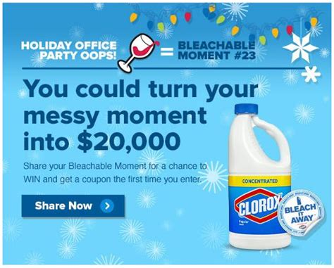 20000 Grocery Giveaway - clorox sweepstakes you could win 20 000 by sharing your story freebies2deals