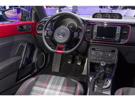 volkswagen beetle 2017 interior 2017 volkswagen beetle interior u s report