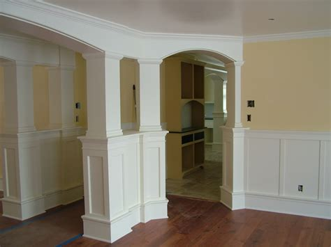 Refinish Your Kitchen Cabinets by Interior Casing Crown Molding Amp Baseboard Fondare