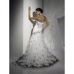 cheap corset wedding dress corset wedding dresses black and white for cheap