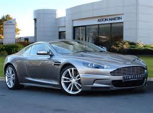 Aston Martin Dbs Coupe Used Aston Martin Dbs V12 Touchtronic Auto For Sale What