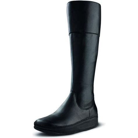 fitflop boots boot in black