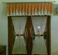 Harga Murah Hordeng Coklat Kupu2 Tempel gorden rumah gorden minimalis i gorden murah tukang