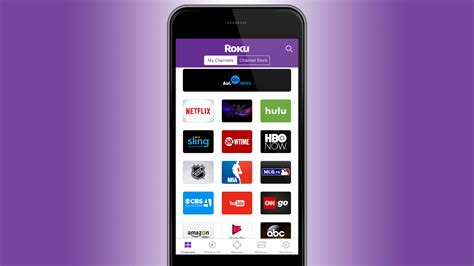 channels mobile roku s new app can replace its remote help you find