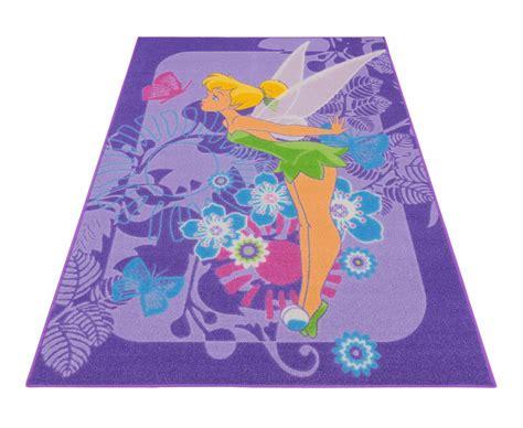 tinkerbell teppich kinderteppich tinkerbell tropical teppich spielteppich