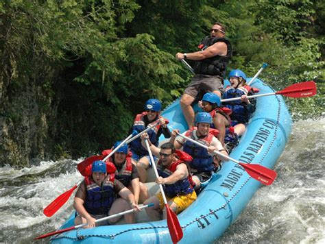 ocean boat rides near me maine white water rafting trips kennebec and dead rivers