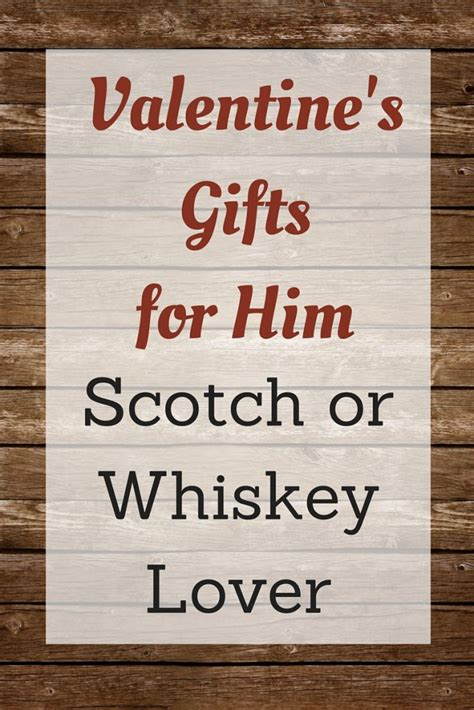 gifts for scotch s day gifts for him scotch or whiskey lover