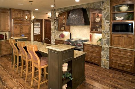 rustic kitchens designs 27 rustic kitchen designs
