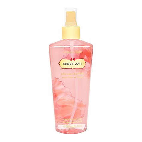 Parfum Secret Sheer s secret sheer fragrance mist 8 4 oz