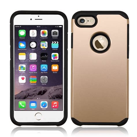 for apple iphone 7 6s 6 plus slim grip shockproof 2 cover ebay