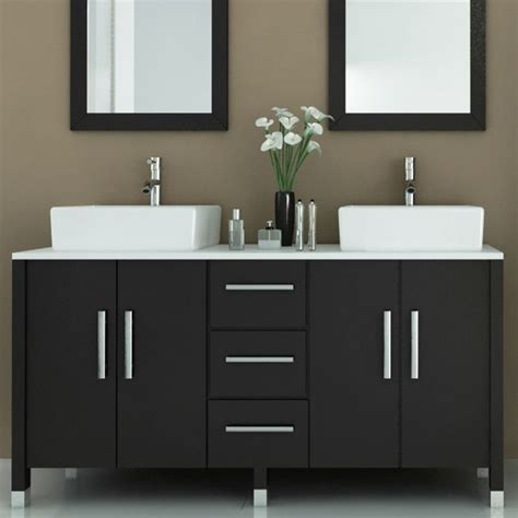 double vanity cabinets