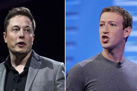 elon musk vs mark zuckerberg ai mark zuckerberg and elon musk spar over future of