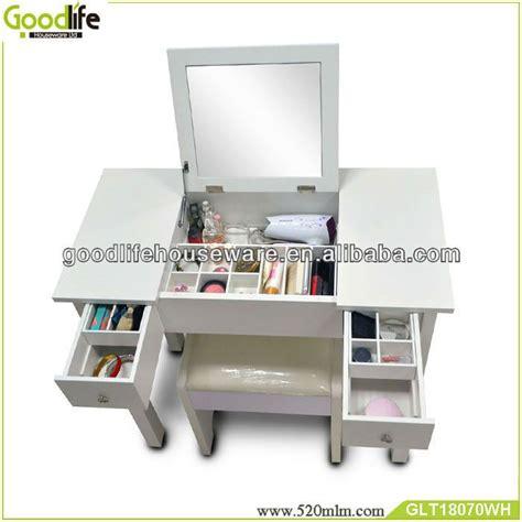 costruire armadietto in legno di legno arredamento da letto vanit 224 trucco 242