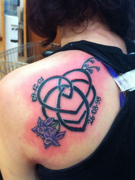 celtic knot of motherhood tattoo designs celtic symbols for motherhood 35 unique designs