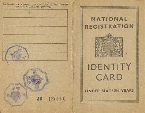 world war 2 identity card template evacuee experience mid hants railway ltd watercress line
