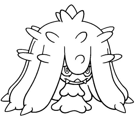 morning kids net coloring pages pokemon coloring pages pokemon mareanie drawings pokemon