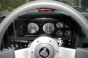 Buick Grand National Dash