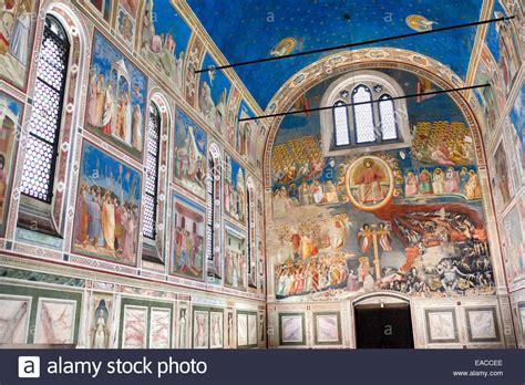 Italian Wall Mural the scrovegni chapel cappella degli scrovegni padua