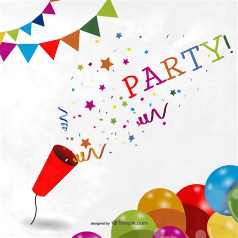 party background design download colorful party background vector free download