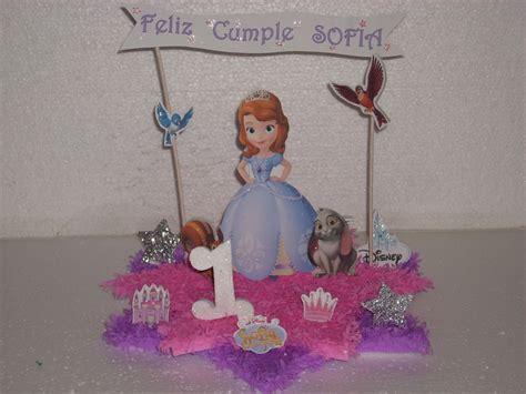 cumplea 241 os decorado de princesa sof 237 a tips de madre adornos cotillon princesita sofia disney princesita sof