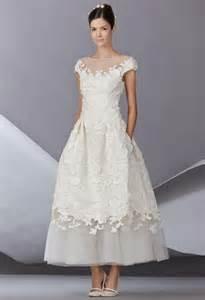 carolina herrera wedding dresses carolina herrera fall 2014 wedding dresses 2057813 weddbook