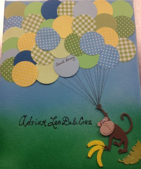 Baby Monkey Theme For Baby Shower by Top 25 Best Monkey Themed Baby Shower Ideas On